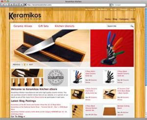 Keramikos Kitchen Magento Store