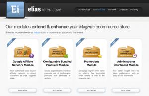 Elias Magento Module Store